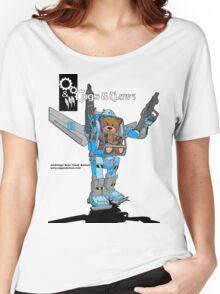 Hardware Bear Women's Relaxed Fit T-Shirt