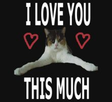 I love you this much by boleeez