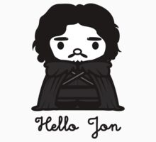 Hello Jon v2 by SaMtRoNiKa