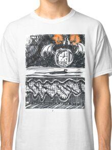 Time ~ Flowing Illumination Classic T-Shirt