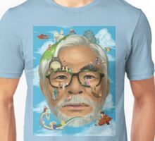The world of miyazaki Unisex T-Shirt