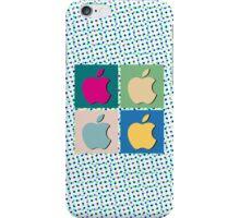 Apple Pop Art (Phone Cases) 2 iPhone Case/Skin