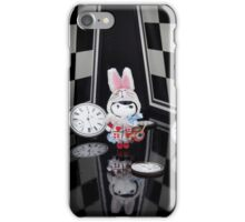 Mageritdoll and White Rabbit iPhone Case/Skin