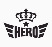 Hero King Logo by Style-O-Mat