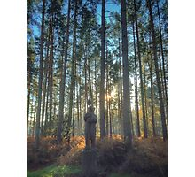 King of the Forest Photographic Print
