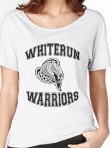 Whiterun Warriors Women's Relaxed Fit T-Shirt