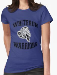Whiterun Warriors Womens Fitted T-Shirt