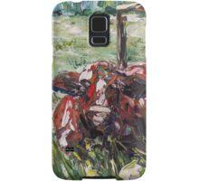Bull in Cairns Samsung Galaxy Case/Skin