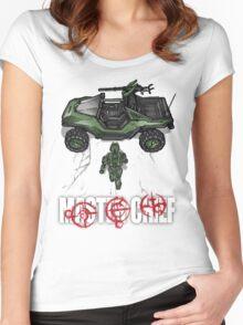 Mjolnir Armor Women's Fitted Scoop T-Shirt