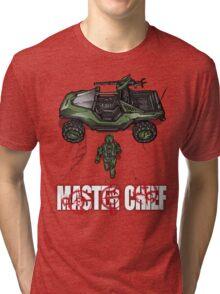 Mjolnir Armor Tri-blend T-Shirt