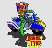 Judge Tedd by AloftStudios