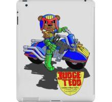 Judge Tedd iPad Case/Skin
