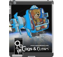 Hardware Bear - SpaceFighta iPad Case/Skin