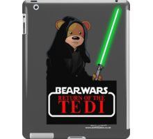 Bear Wars - Return of the Tedi iPad Case/Skin