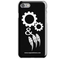 Cogs & Claws Symbol iPhone Case/Skin