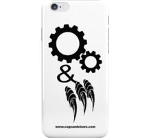 Cogs & Claws Symbol 2 iPhone Case/Skin