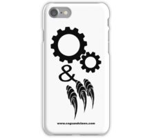 Cogs & Claws Symbol 2 iPhone Case/Skin