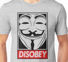 Dis-obey Unisex T-Shirt