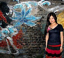 Fuwuyuan, Half Lotus Bar, Yangzhou by DaveLambert