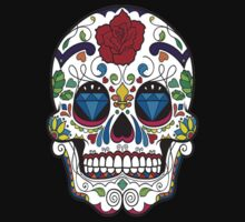 Mexicac Skull by Grace7