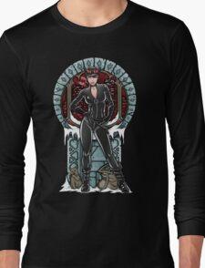 Crime Pays Long Sleeve T-Shirt