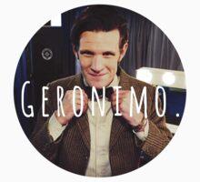 Geronimo! by rhiannonhope