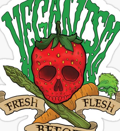 Veganism Sticker
