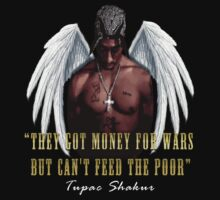 Tupac inspiration.  by viperbarratt