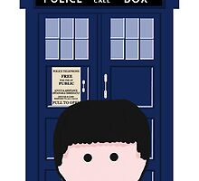 The 2nd Doctor by LCarr