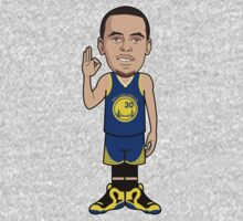 "VICTRS ""Splash Curry"" Kids Clothes"