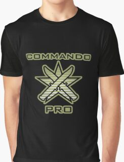 MW2 Commando Pro Graphic T-Shirt