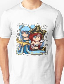 Sona and Miss Fortune T-Shirt