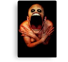 Screamer Canvas Print
