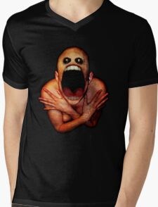 Screamer Mens V-Neck T-Shirt