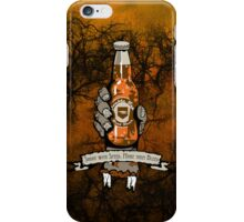 Shoot with Speed, Make them Bleed iPhone Case/Skin