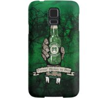 Puttin' Heads to Bed Samsung Galaxy Case/Skin