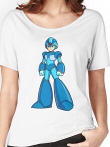 Mega Man X Women's Relaxed Fit T-Shirt