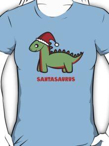 Santasaurus  T-Shirt