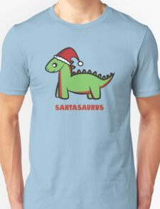 Santasaurus  Unisex T-Shirt