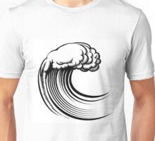 Wave Sign Unisex T-Shirt