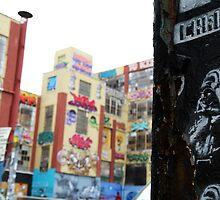 5 Pointz - Darth by anniemgo