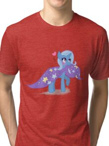 The great and powerful cute Trixie! Tri-blend T-Shirt