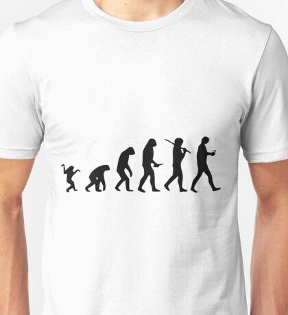 Human evolution Unisex T-Shirt
