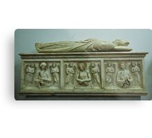 Pope's tomb Metal Print