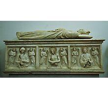 Pope's tomb Photographic Print