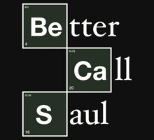 Better Call Saul by B Rush