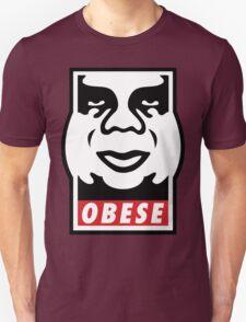 OBESE Unisex T-Shirt