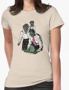 Z-gans Womens Fitted T-Shirt