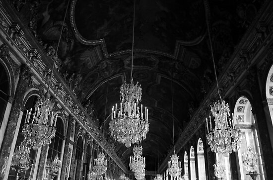Hall of mirrors by TwistedtheClown