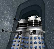 Doctor Who - The Daleks (1963) by Sam Richard Bentley